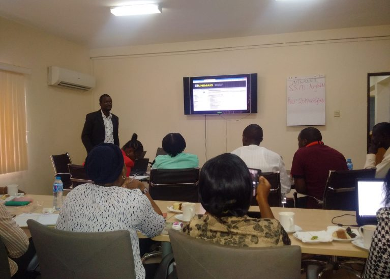 NgREN organises training on Repository Management